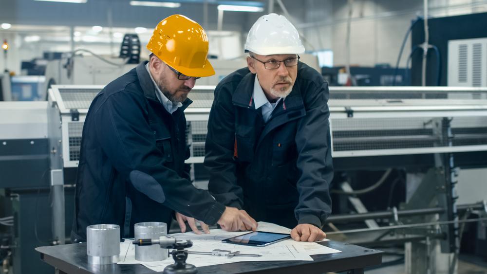 supervisión de proyectos industriales