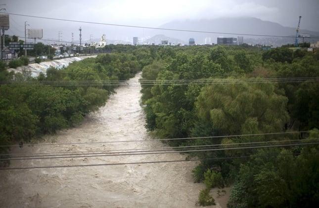 Huracán río Catarina (1)