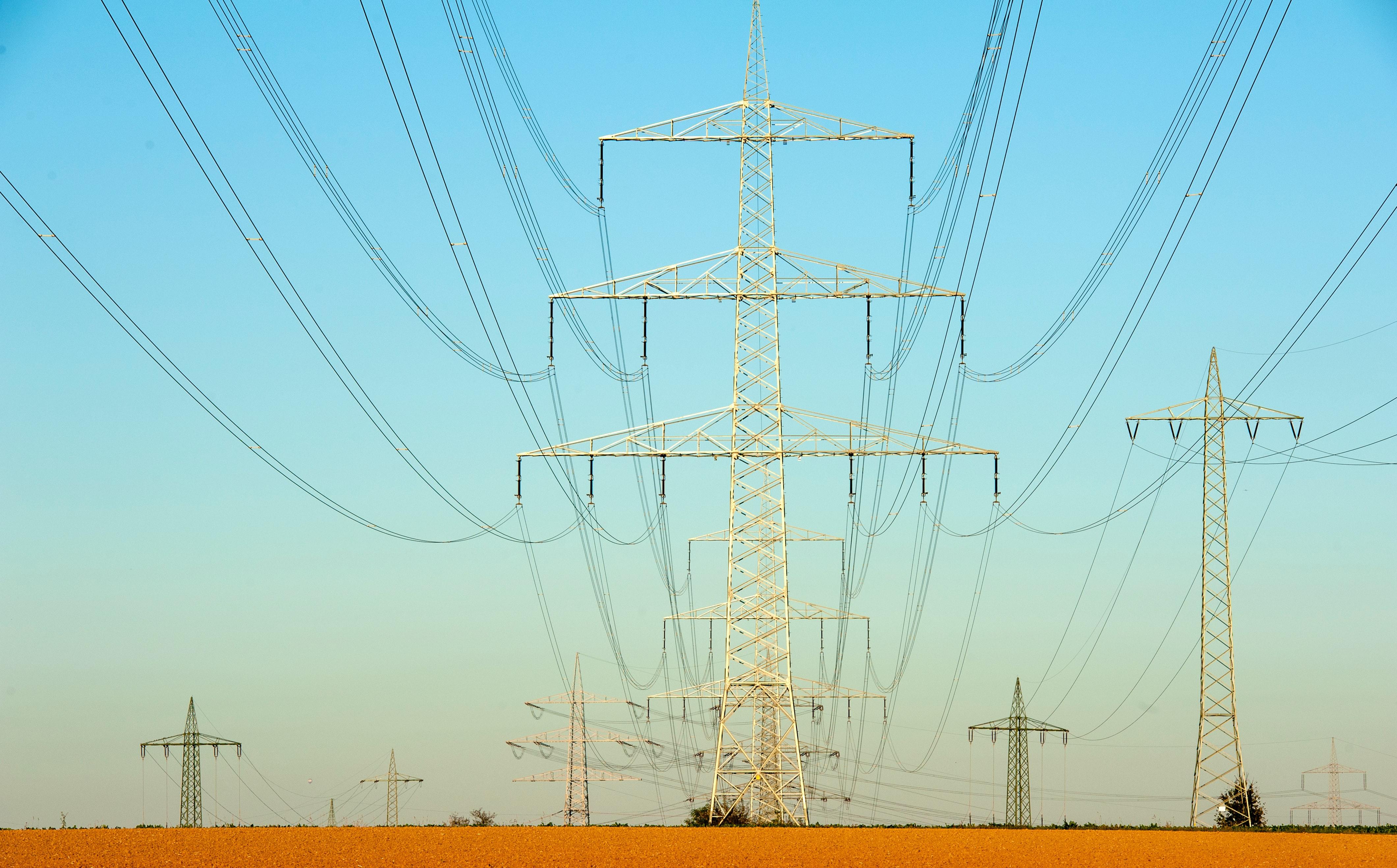 Tipos de generación de energía