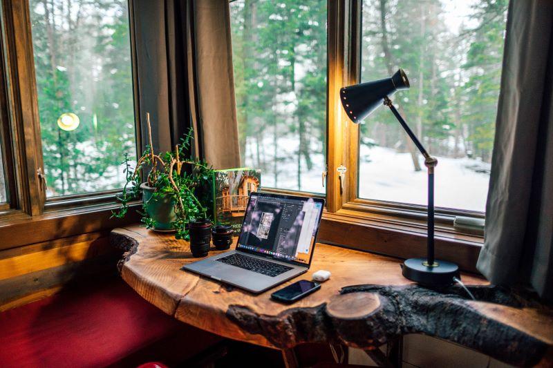 ahorro de energía_home office