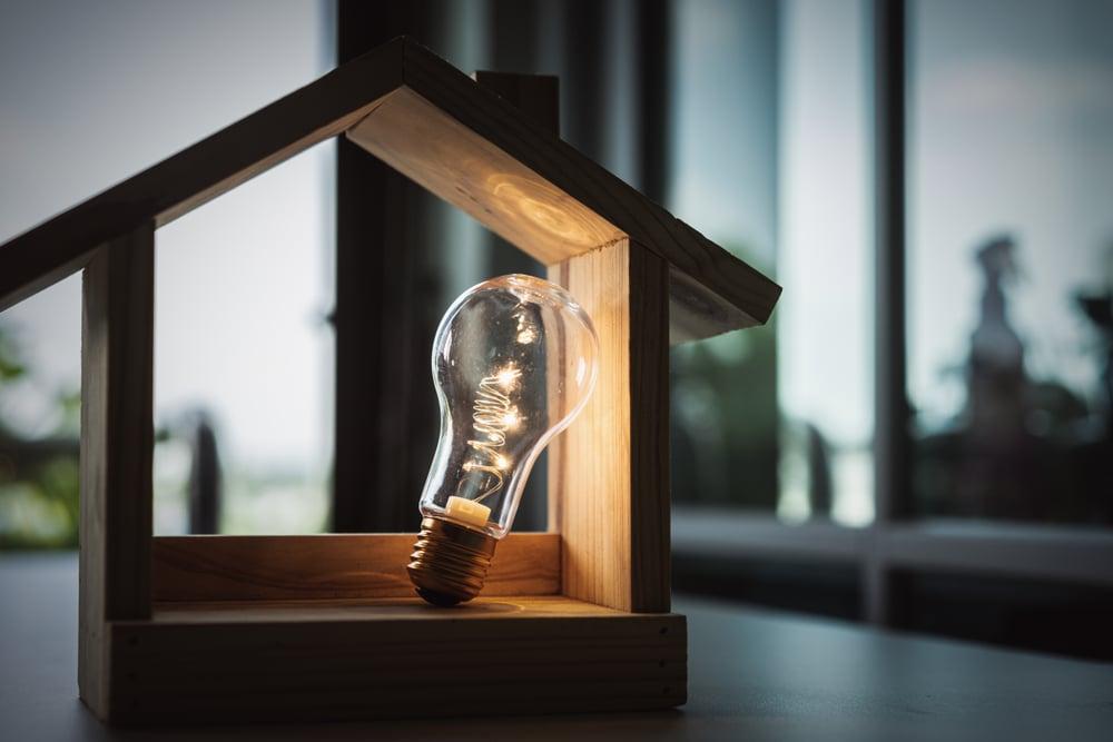 energía eléctrica en casa
