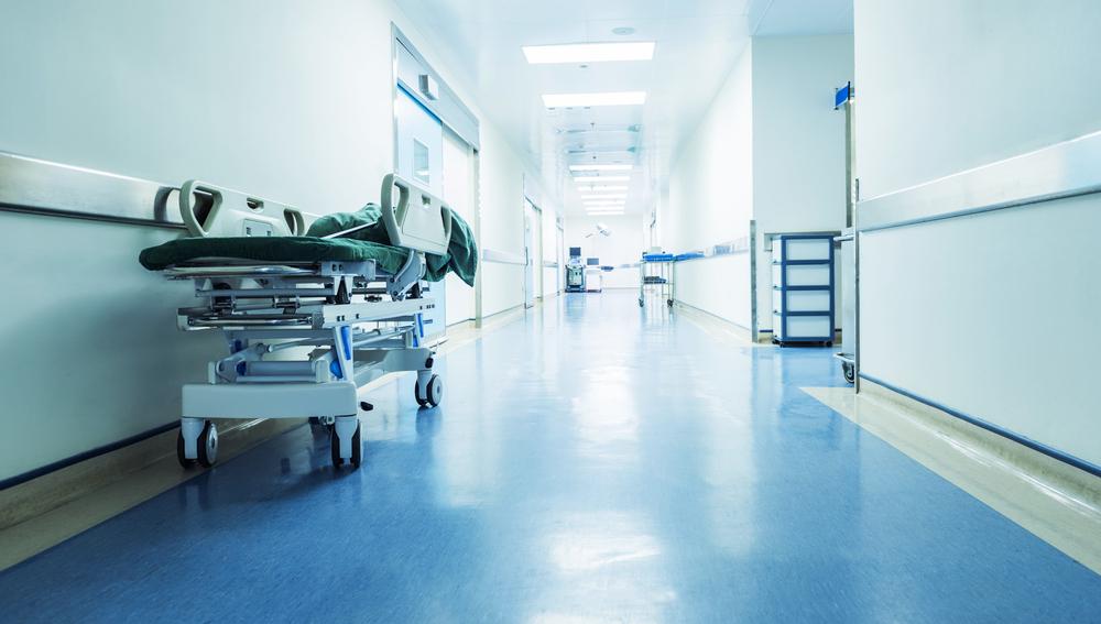 generador de energía para hospital