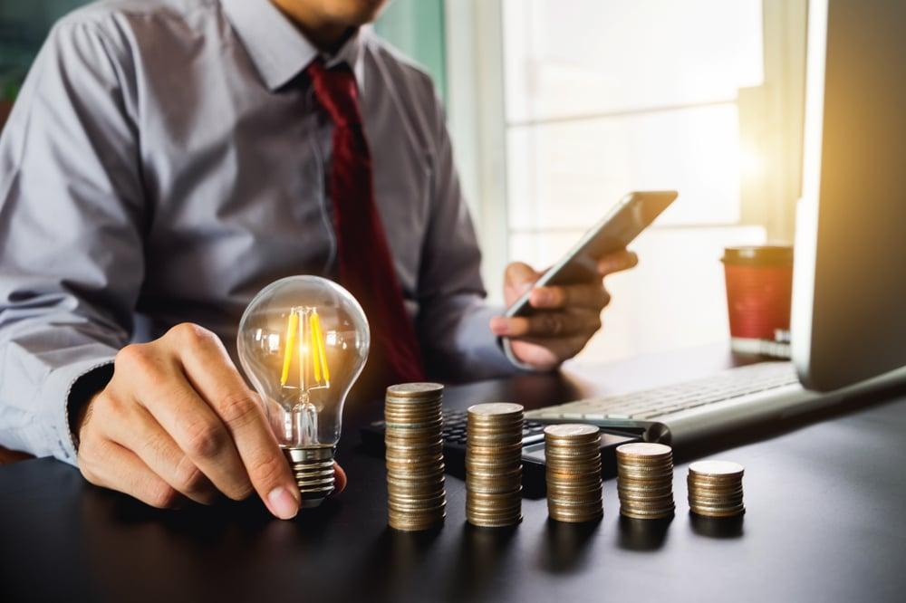 reducción de costos por energía
