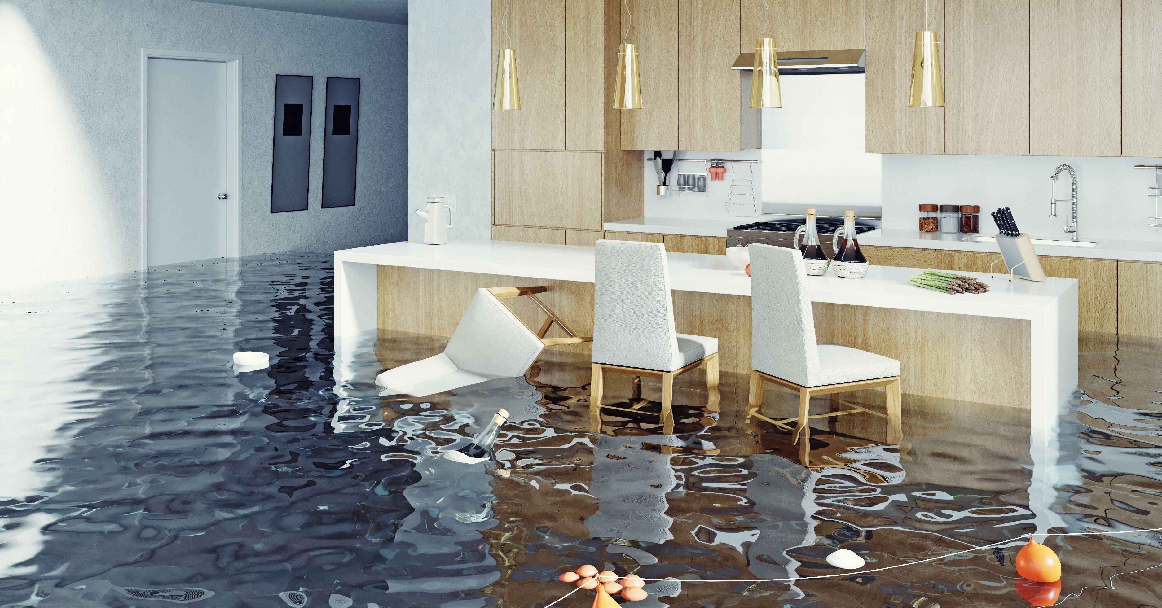 Cómo prepararse para evitar daños durante una inundación