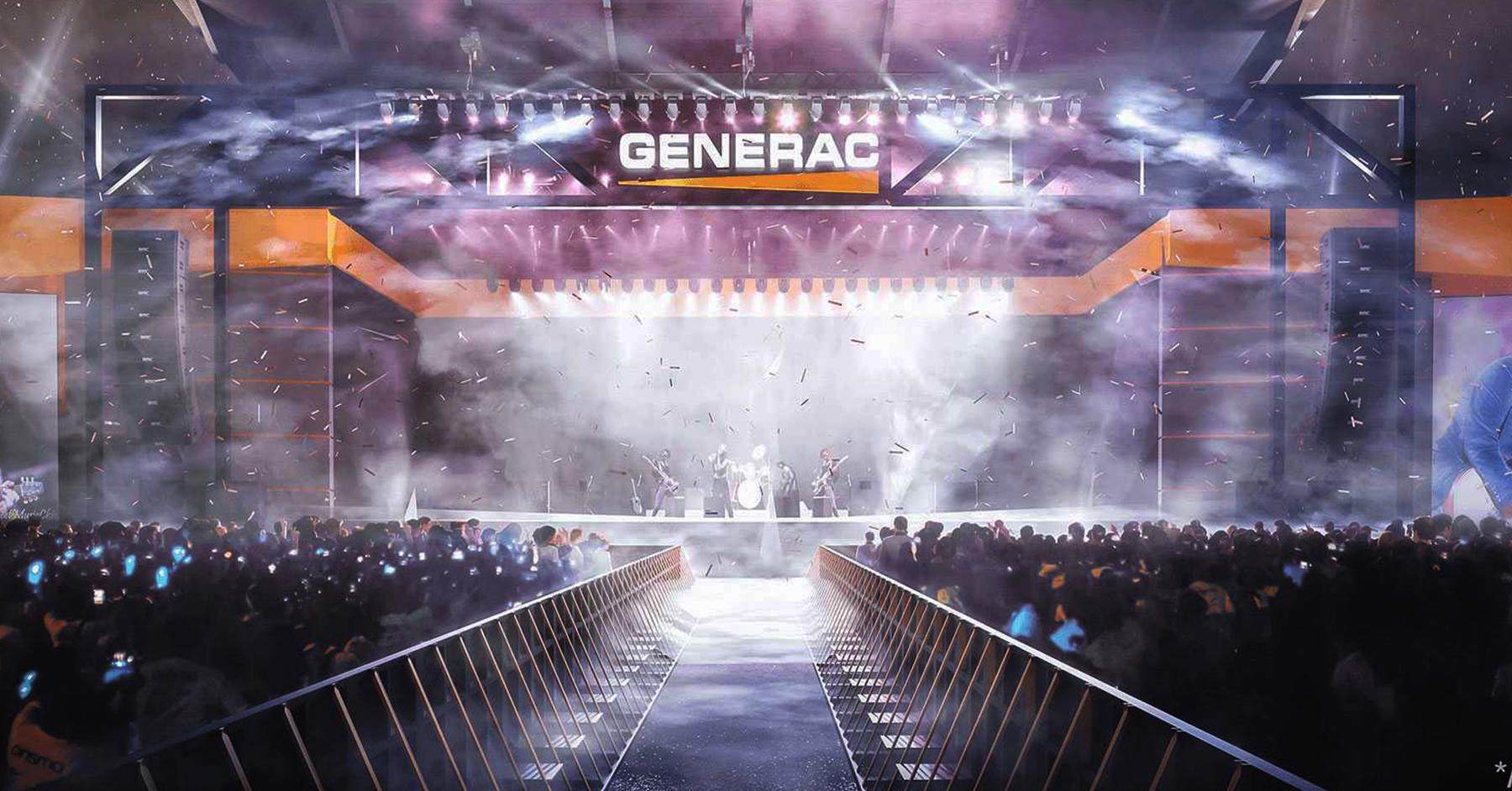 Generac, patrocinador oficial del Summerfest